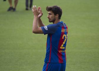 Arsenal boss Unai Emery keen on Barça misfit André Gomes