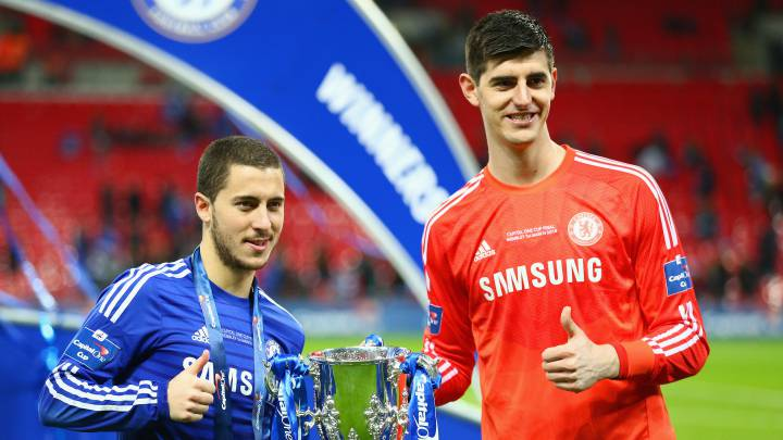 Courtois y Hazard.
