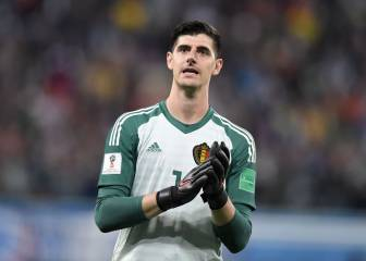 Chelsea's Courtois a step closer to joining Real Madrid