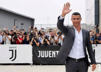 Juventus profits to surge 30 percent, thanks to Ronaldo