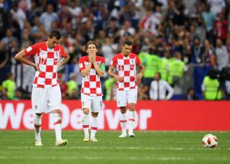 1x1 de Croacia: Rakitic y Perisic no fueron suficiente