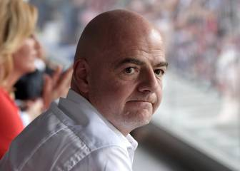 Infantino reflects on Spain in the 'best ever' World Cup