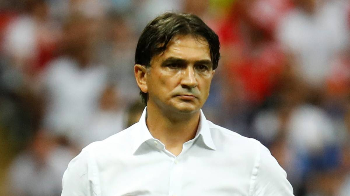 "Dalic: ""You don't give a penalty like that in a World Cup final"""