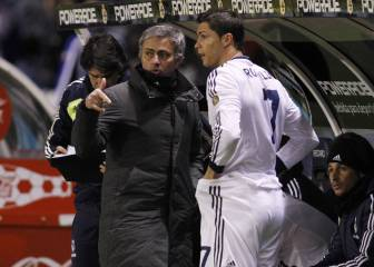 "Mou: ""Cristiano? LaLiga no longer has the best two players"""