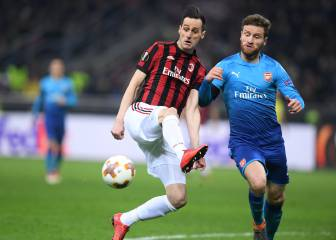 Nikolo Kalinic Atlético Madrid move to be tied up on Saturday