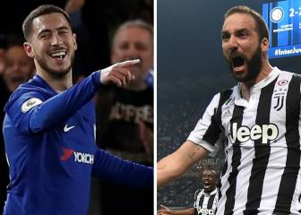 Tuttosport: Hazard to Madrid, Higuain to Chelsea