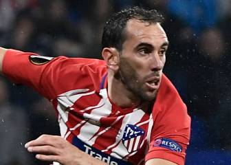 Juve's Godin dream dies with new Atlético deal: La Stampa