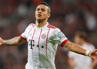Bayern won't put a price on Thiago but the door is open