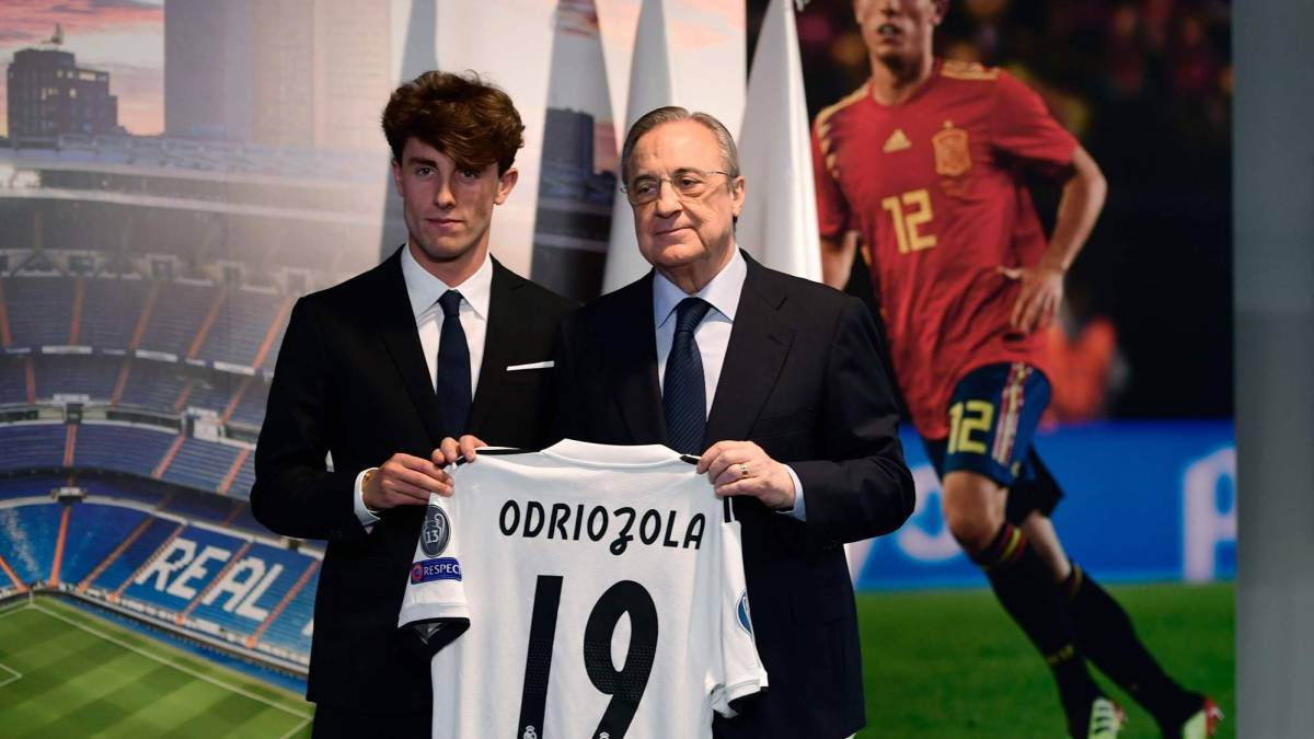 "Odriozola: ""The last year and a half has been like a film script"""