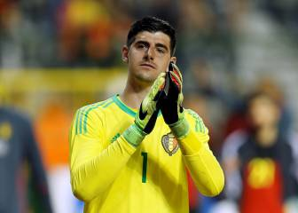 Courtois to Real: Chelsea replacement the only hold-up