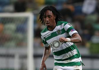 Atlético wait for an answer from FIFA on Gelson Martins