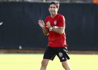 Valencia reward Marcelino with contract extension to 2020