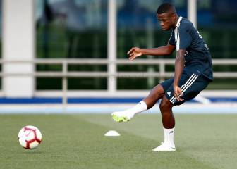 Real Madrid reportedly keen to loan Vinicius to nearby club