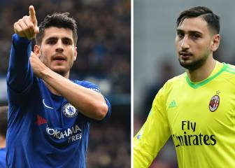 Morata-Donnarumma swap deal could facilitate Courtois move to Real Madrid
