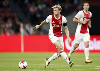 Ajax slam the door shut on Barça over Frenkie de Jong