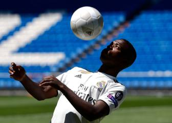 Real Madrid won't be loaning Vinicius out next season