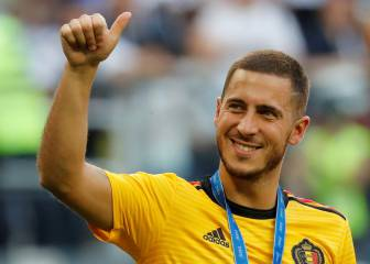 Belgian media place Eden Hazard close to Real Madrid