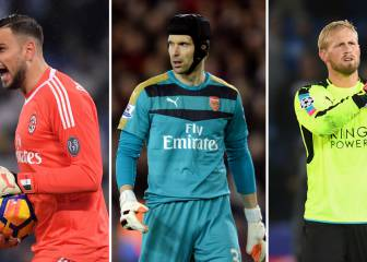 Donnarumma, Schmeichel or Cech hold key to Courtois deal