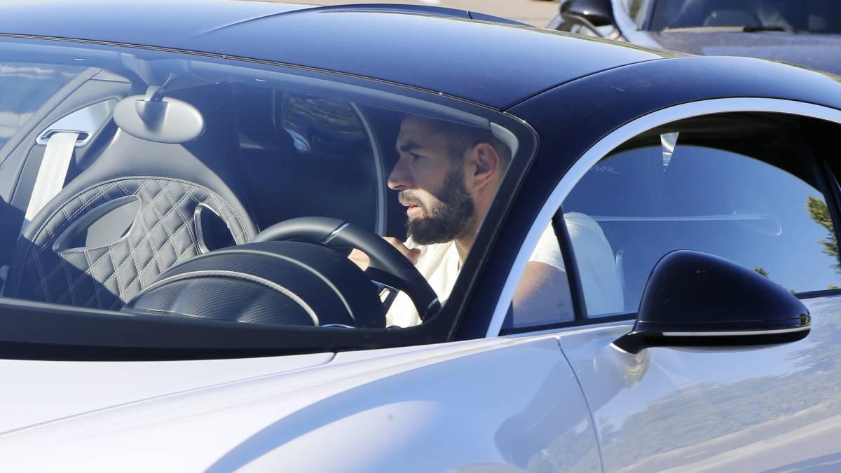 Sky: Benzema le ha dicho 'sí' al Milán; su agente se ríe