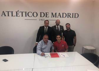 Young Uruguayan ace Sanabria signs with Atlétcio Madrid