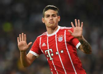 James no irá al Madrid; el Bayern confirma que seguirá