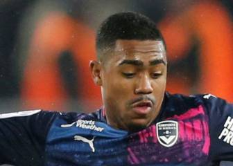 Barcelona signing Malcom was offered to Real Madrid last week