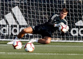 Real Madrid close to ending 26-year record of having keeper from 'La Fabrica'