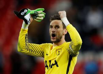 Sun: Lloris es la alternativa del Madrid por si falla Courtois