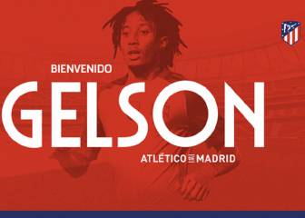 Official: Gelson Martins signs for Atlético Madrid
