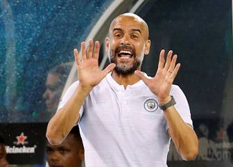 Pep's five-second rule, the key to City's success