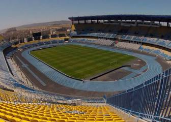 Tangier Stadium without electricity for the last 24 hours