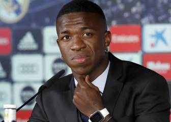 Vinicius registered to play with Real Madrid's under 19 side