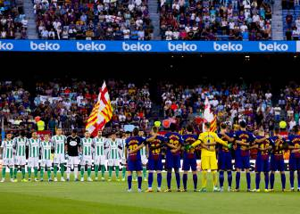 Terrorists planned attack on Barcelona's Camp Nou stadium