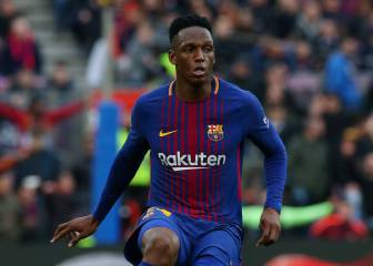 Yerry Mina se acerca al United