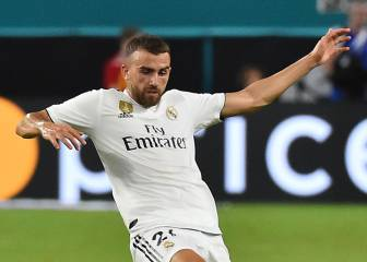 Mayoral to be Real Madrid's second-choice striker this season