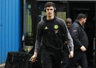 Courtois has told Chelsea his best option is a move to Real Madrid