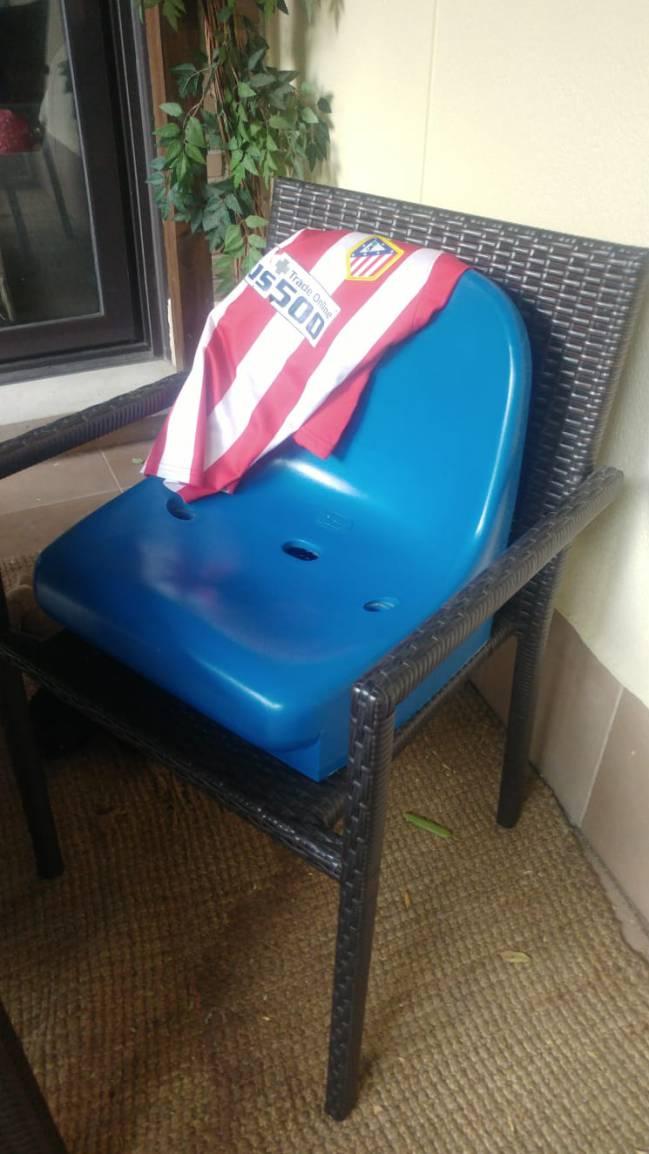 Fanovi Atlético Madrid pronalaze novi dom za svoje stare Calderón sedišta