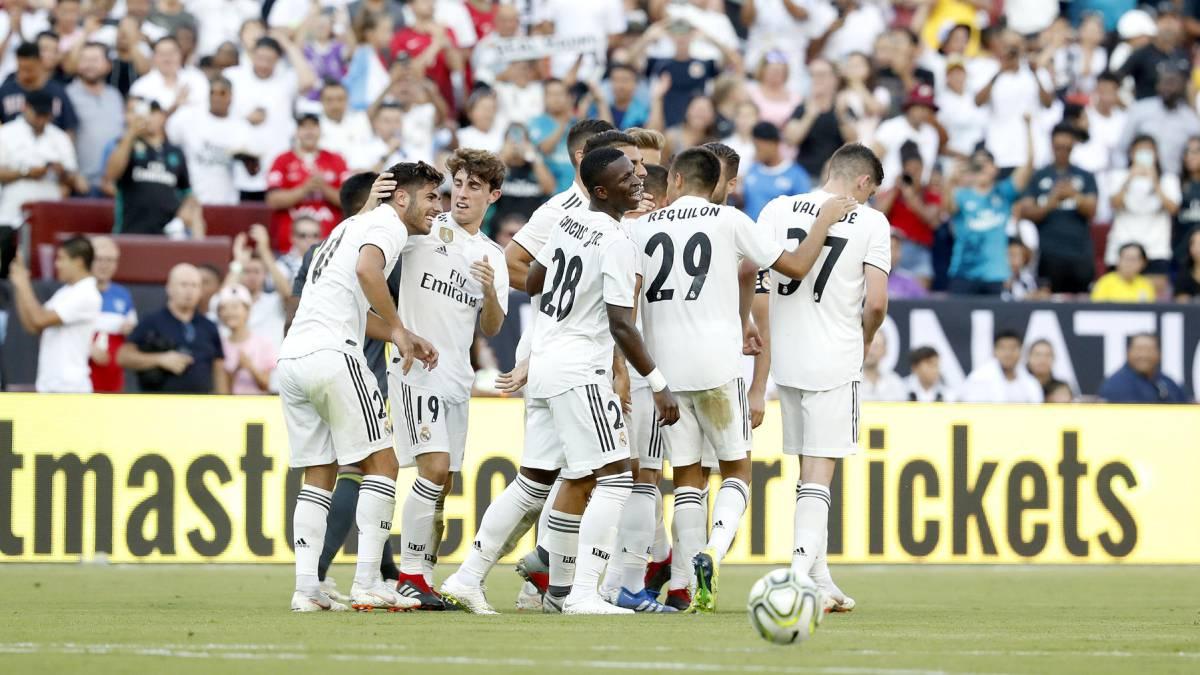 Real Madrid 3-1 Juventus: resumen, resultado y goles