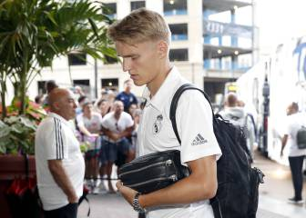 Odegaard resigned to another spell on loan in 2018-19