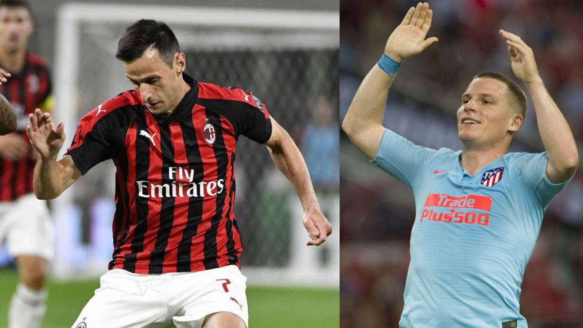 Atlético nearing deal with AC Milan for Nikola Kalinic