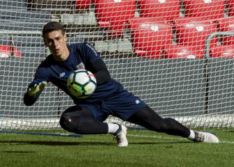 Chelsea ready to move for Kepa as Courtois replacement