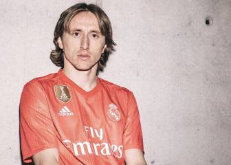 Have Real Madrid sent a clue regarding Modric's future?
