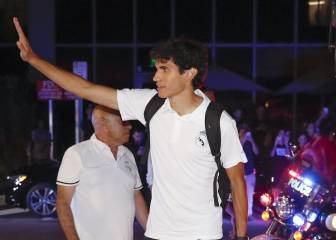 Jesús Vallejo out of action for four to six weeks
