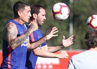 La defensa refuerza al Cholo en Cagliari