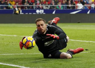Atlético step up plans to boost Oblak's buy-out to €250M