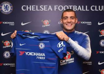 Mateo Kovacic unveiled at Chelsea: