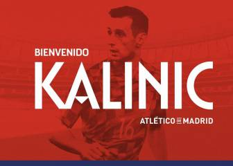 Official: Niko Kalinic signs for Atlético Madrid