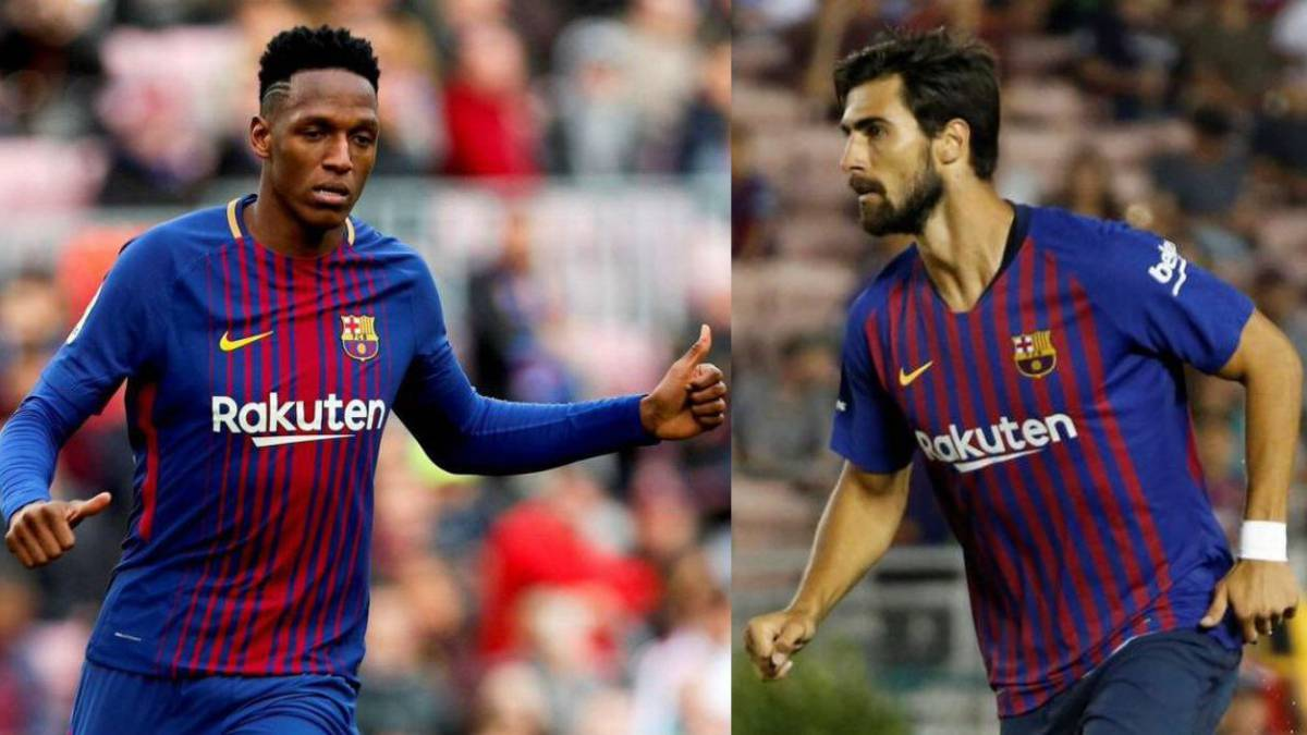 Mina, Gomes: Everton sign Barça pair, plus Shakhtar's Bernard