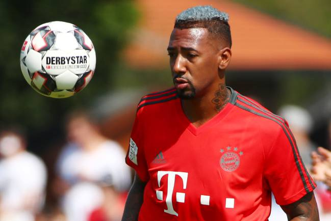 Jerome Boateng.