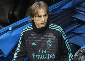 Modric's decision to stay at Real Madrid: five reasons
